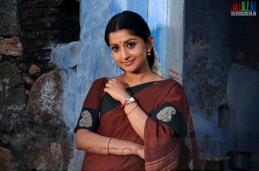 Actress Meera Jasmine in Vingyani Movie Stills