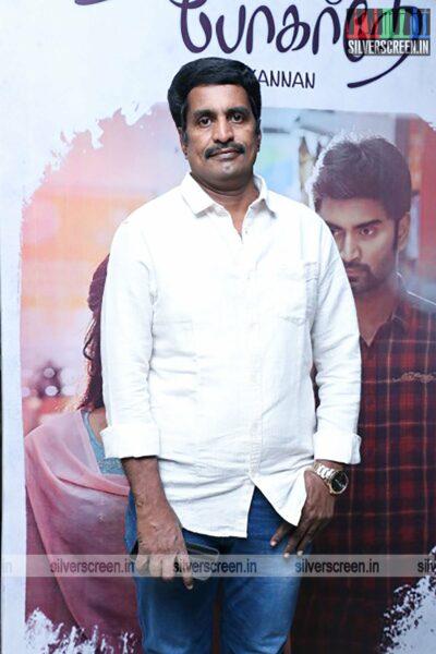 R Kannan At The Thalli Pogathey Press Meet
