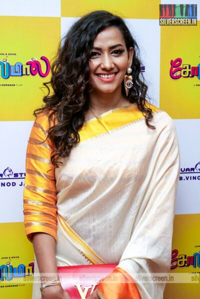 Celebrities At The Golamaal Movie Launch
