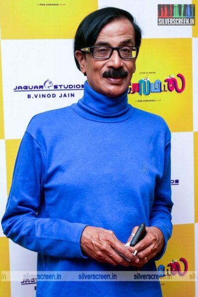 Manobala At The Golamaal Movie Launch