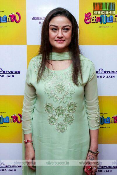 Sonia Agarwal At The Golamaal Movie Launch
