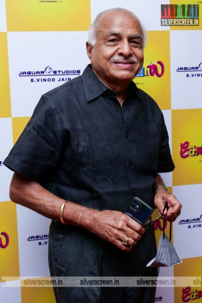 RB Choudary At The Golamaal Movie Launch
