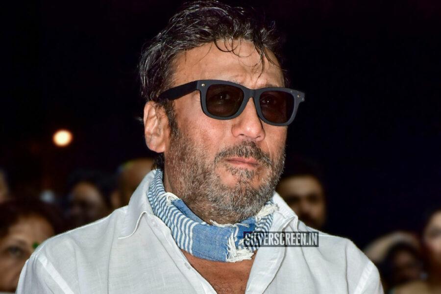 Jackie Shroff At the Zee Chitra Gaurav Awards