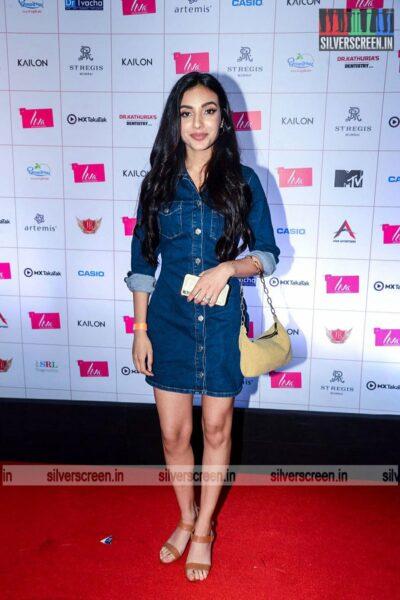 Sahher Bambba At The Liva Miss Diva Red Carpet Event