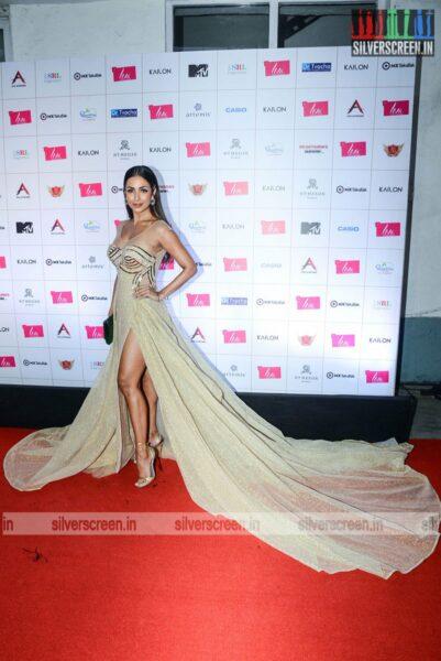 Malaika Arora At The Liva Miss Diva Red Carpet Event