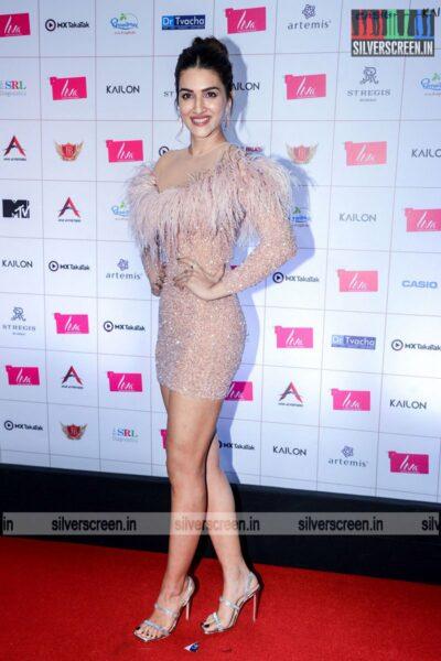 Kriti Sanon At The Liva Miss Diva Red Carpet Event