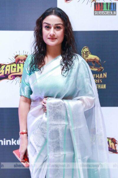 Sonia Agarwal At The Bagheera Press Meet