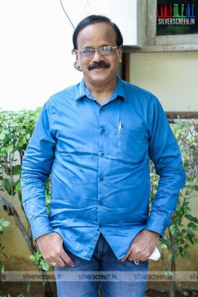 G Dhananjayan At The Maayon Press Meet