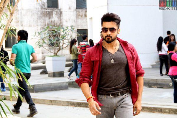 Actor-Suriya in Anjaan