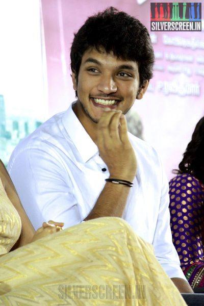 Gautham Karthik & Nikki Galrani In Studio Green's Hara Hara