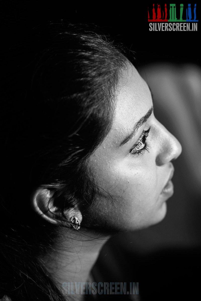 Woman - Child: The Lakshmi Menon Interview - Silverscreen.in Naan Sigappu Manithan Lakshmi Menon Lip Lock