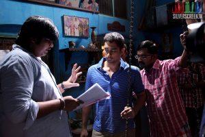 Jigarthanda-Working-Stills-starring-Siddharth-Lakshmi-Menon-Bobby-Simha-directed-by-Karthik-Subbaraj